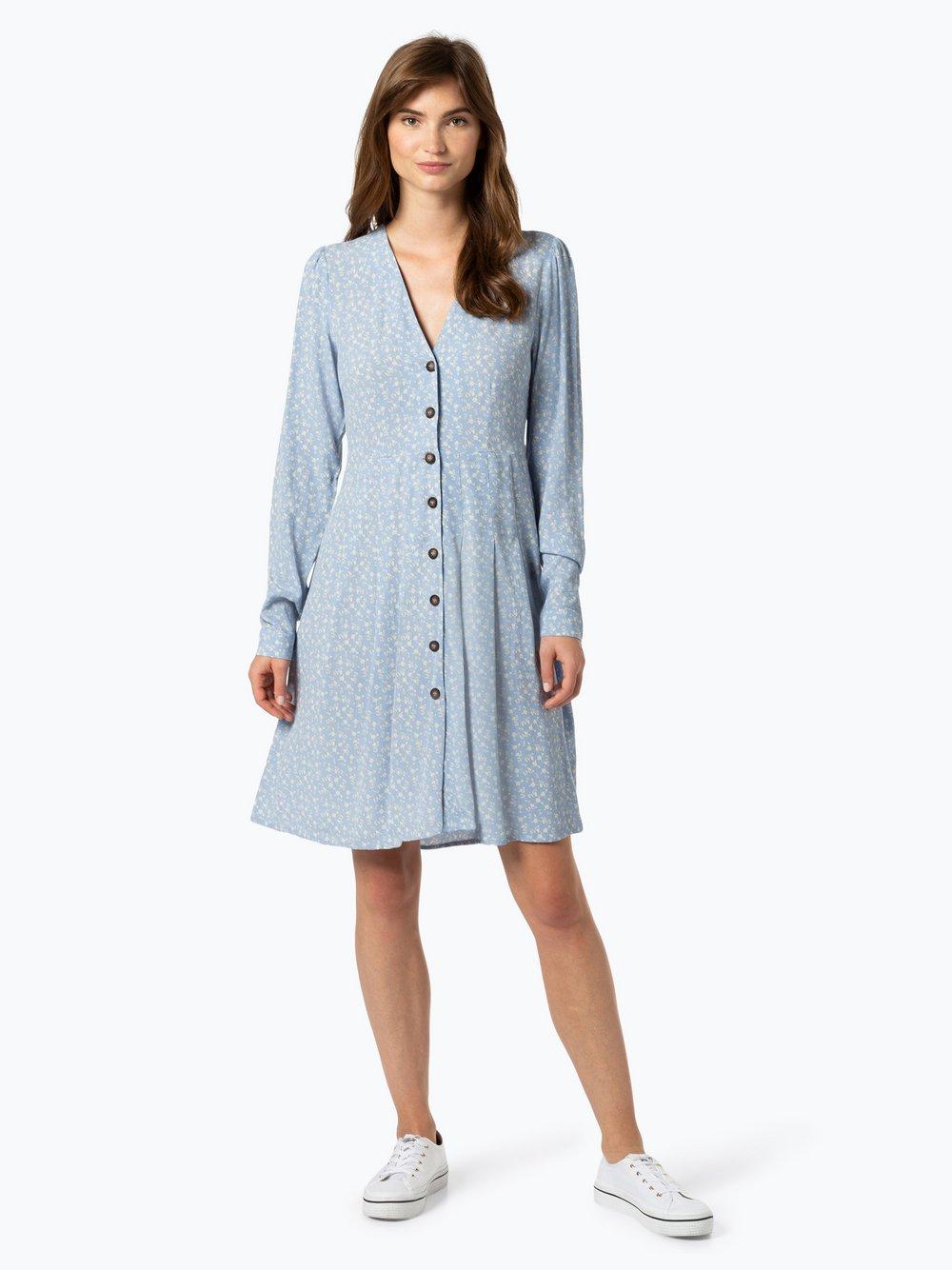 Y.A.S – Sukienka damska – Yasmau, niebieski Van Graaf 440043-0001-09900