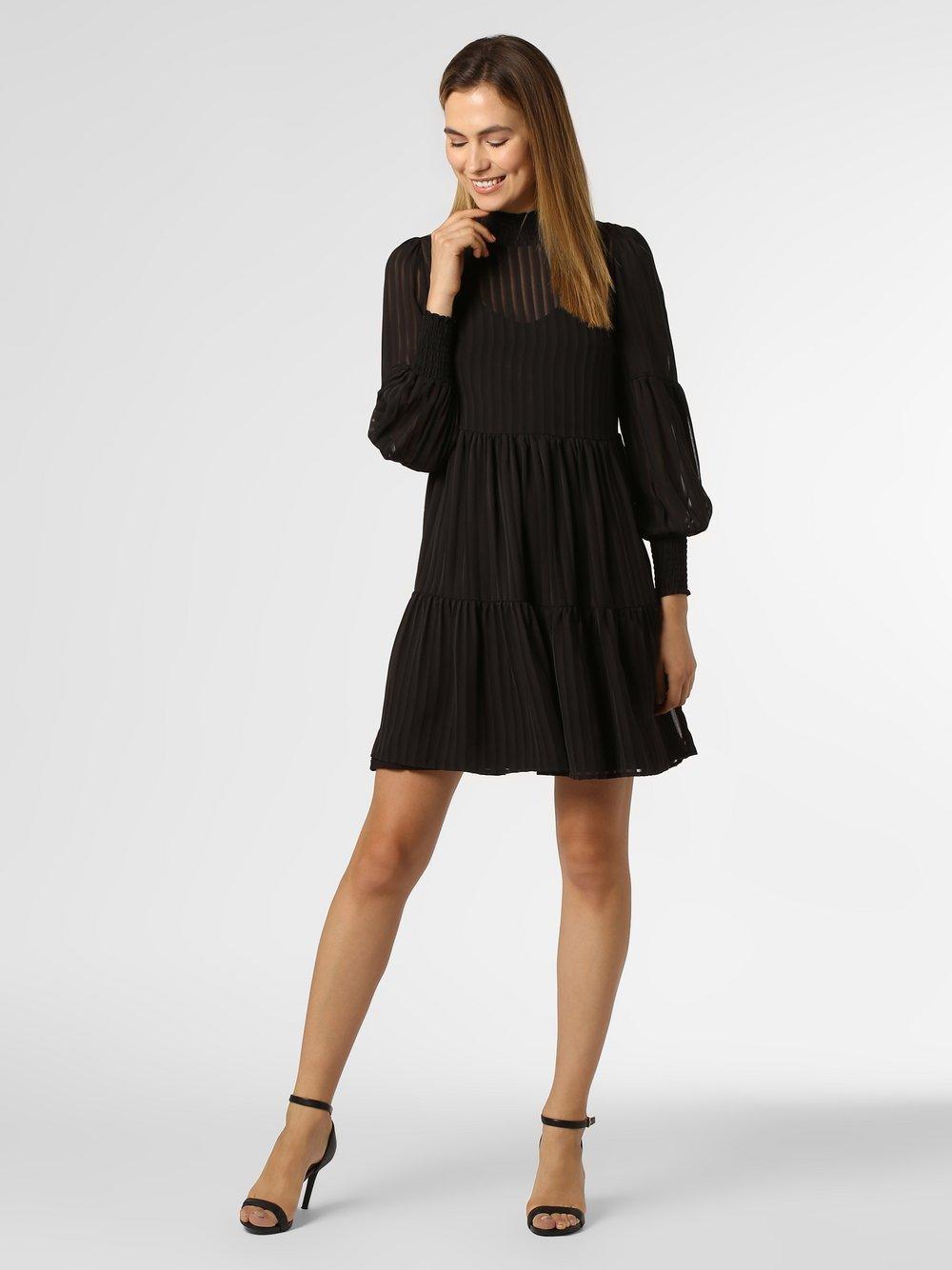 Y.A.S – Sukienka damska – Mackie, czarny Van Graaf 440054-0001-09960