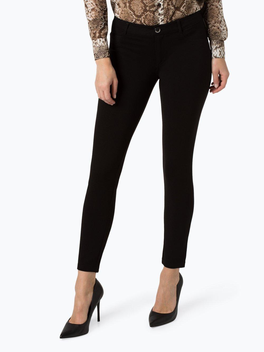 Guess Jeans - Spodnie damskie, czarny