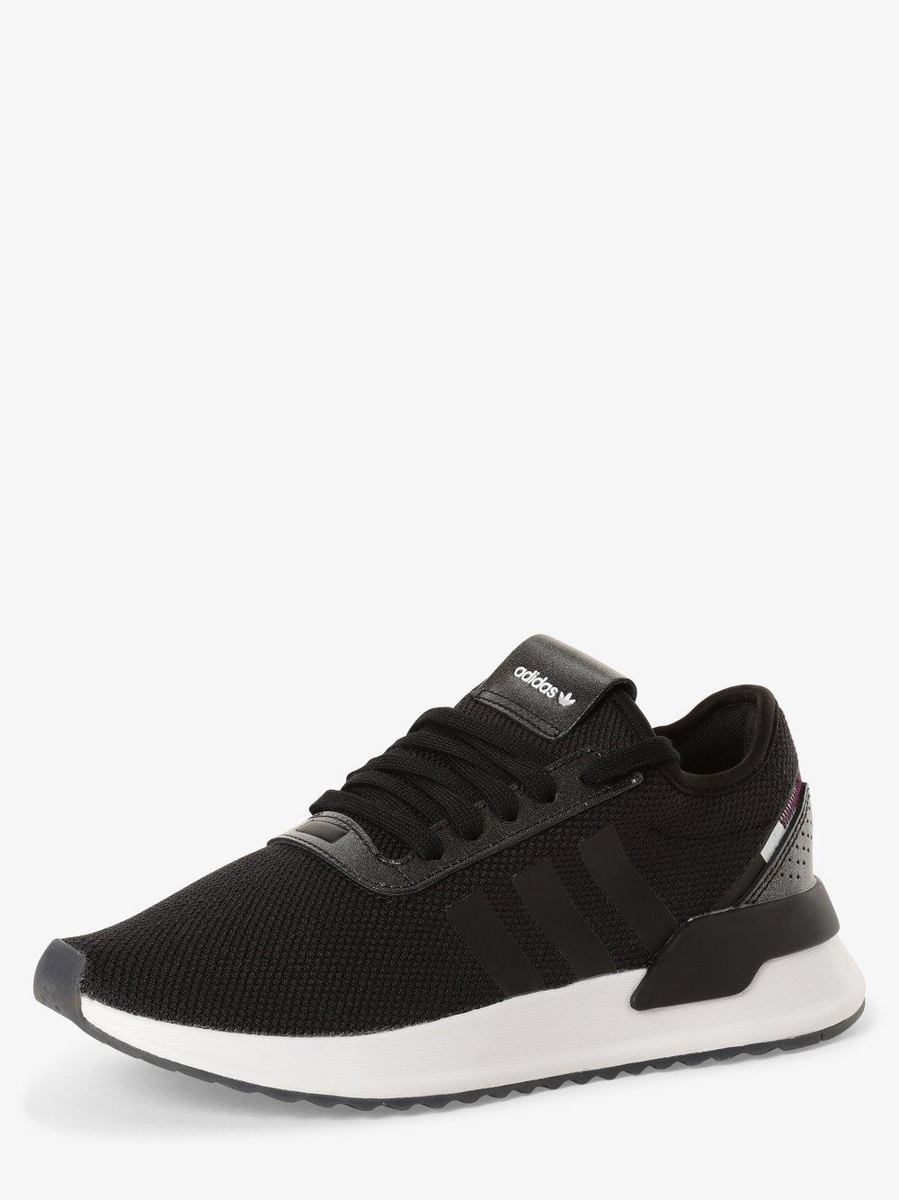 adidas Originals - Tenisówki damskie – ADIDAS UK DOB, czarny