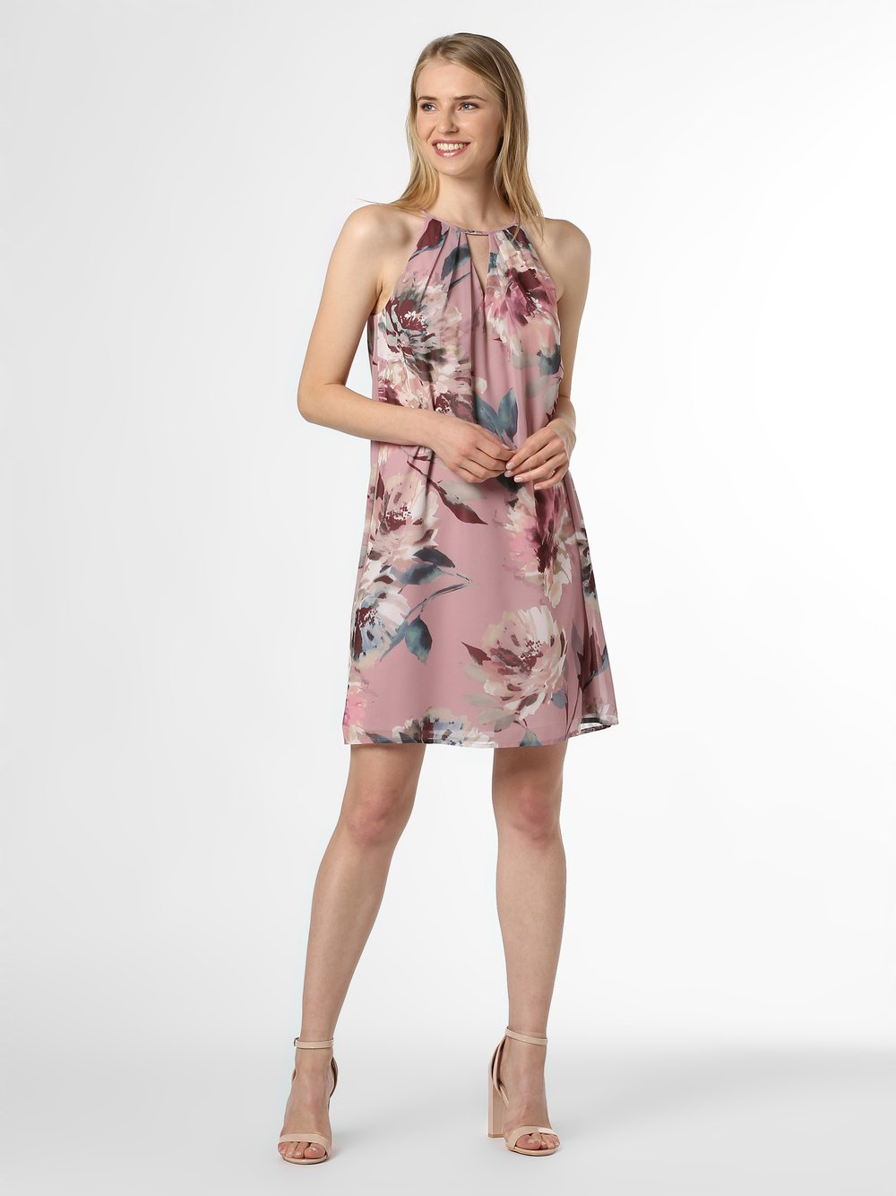 Marie Lund - Sukienka damska, różowy