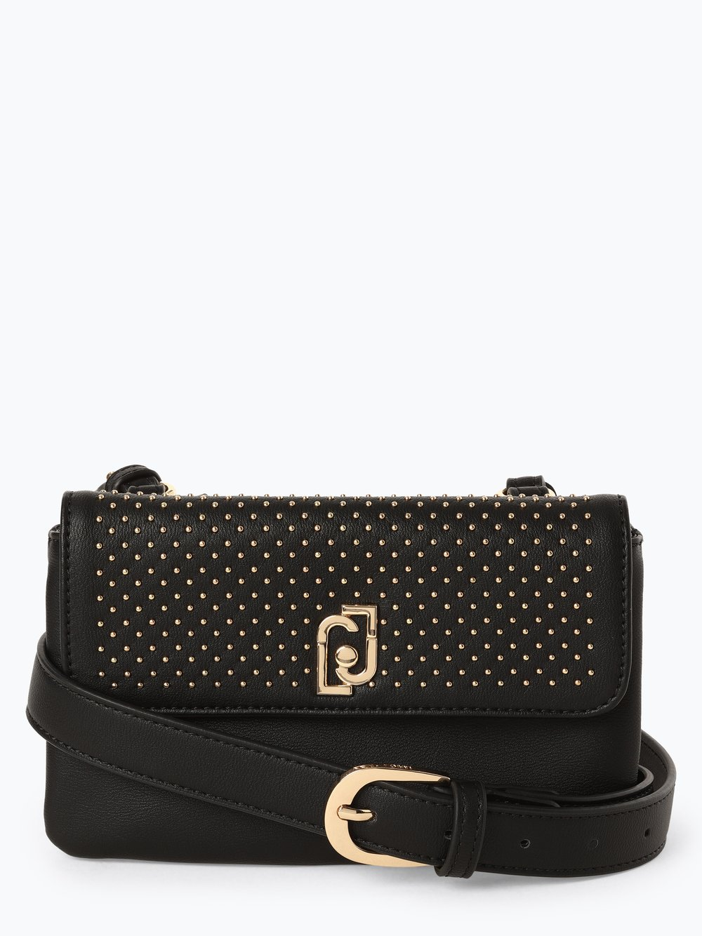 Liu Jo Collection – Damska torebka na ramię, czarny Van Graaf 441265-0001