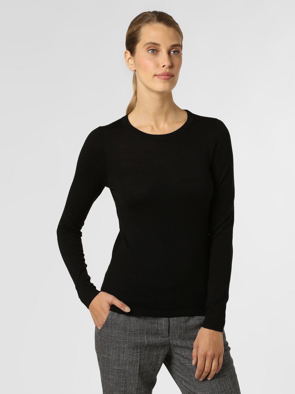 brookshire - Sweter damski, czarny