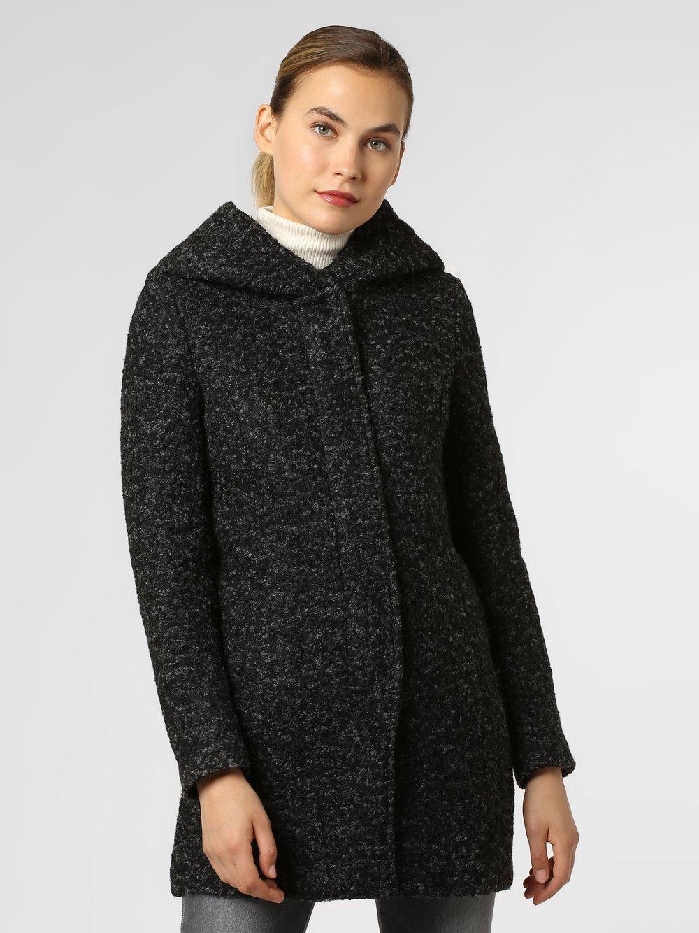 ONLY - Płaszcz damski – Onlsedona, czarny