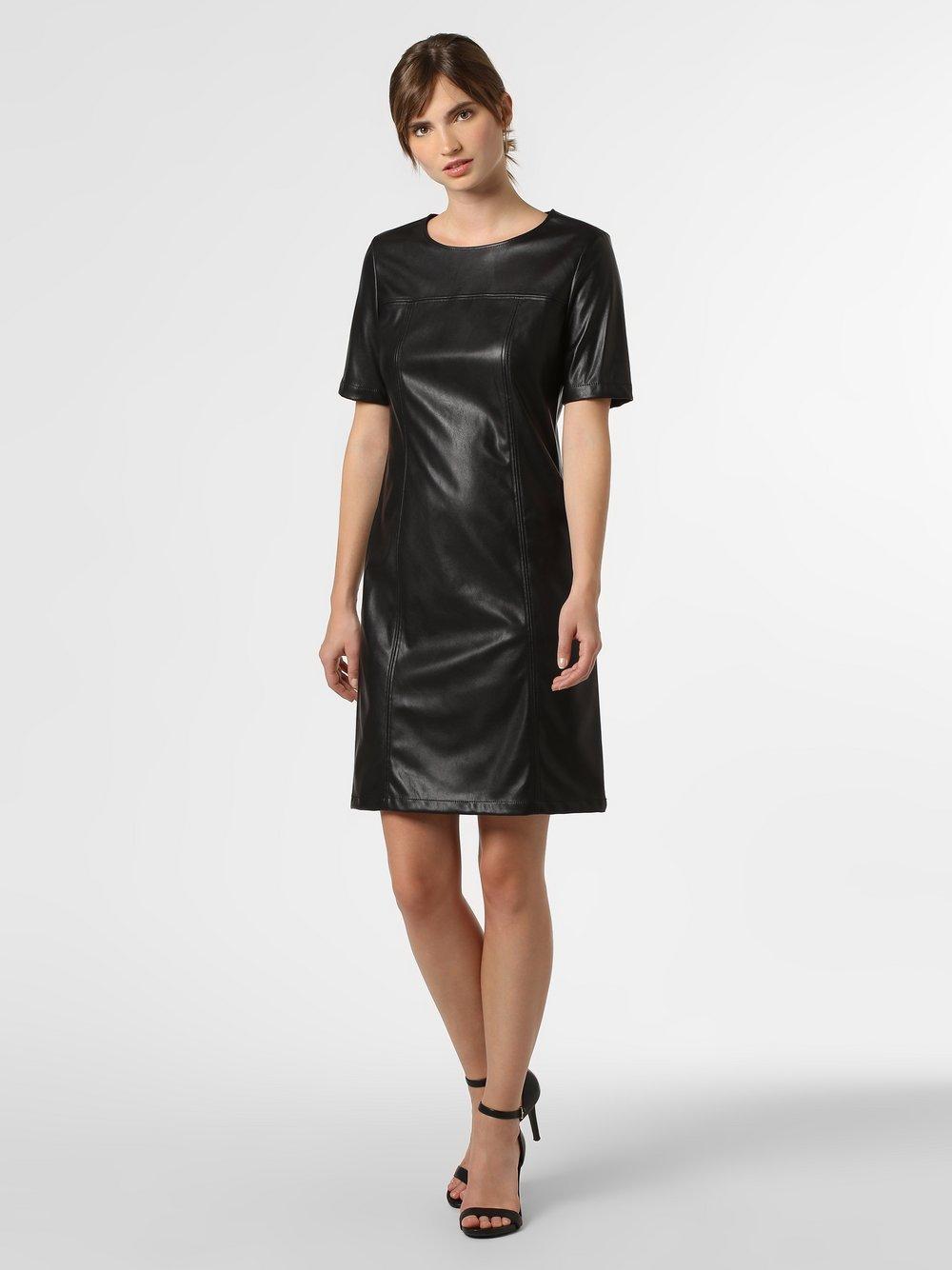 BOSS Casual - Sukienka damska – Arieke, czarny BOSS