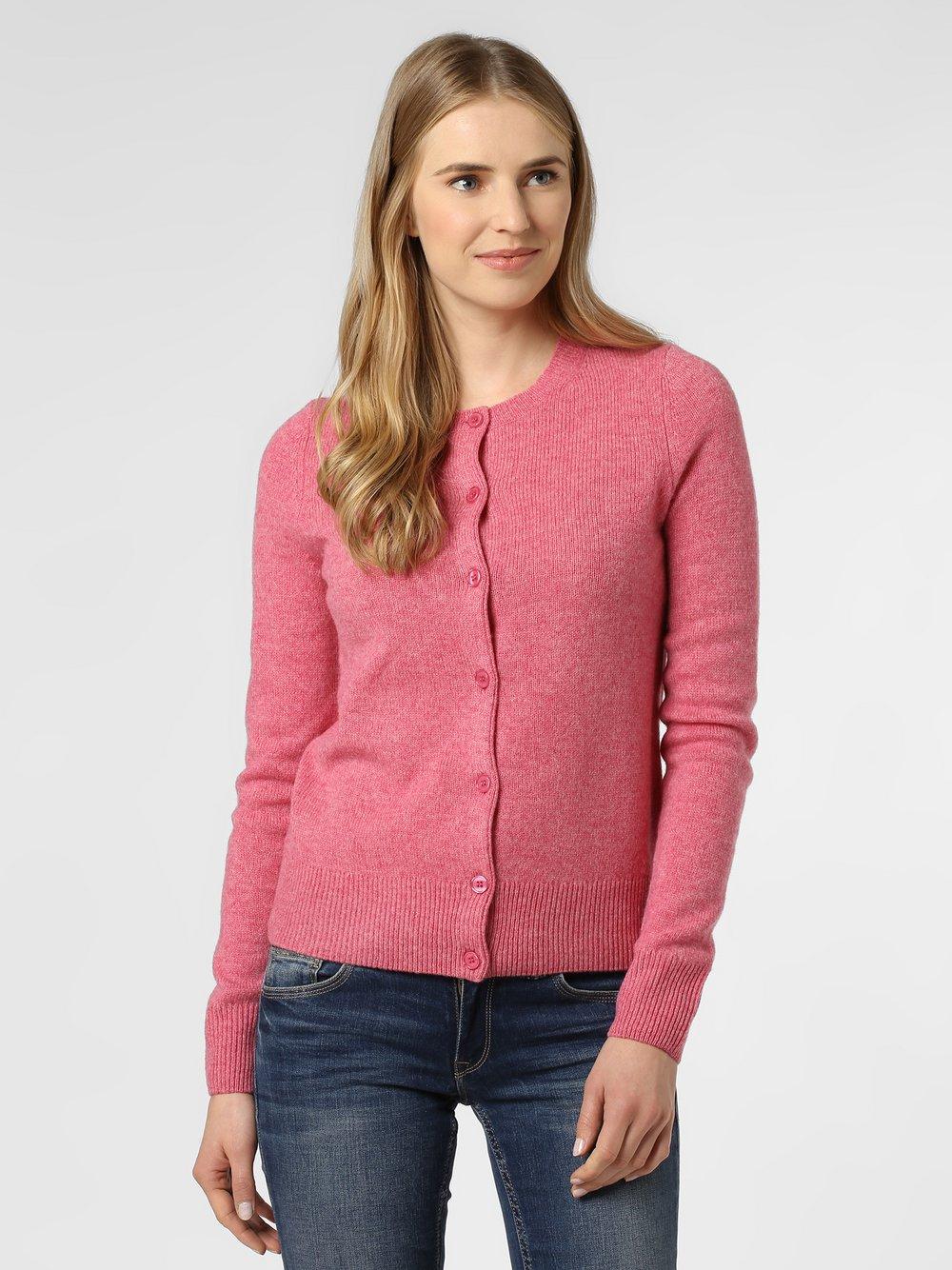 brookshire - Kardigan damski, różowy