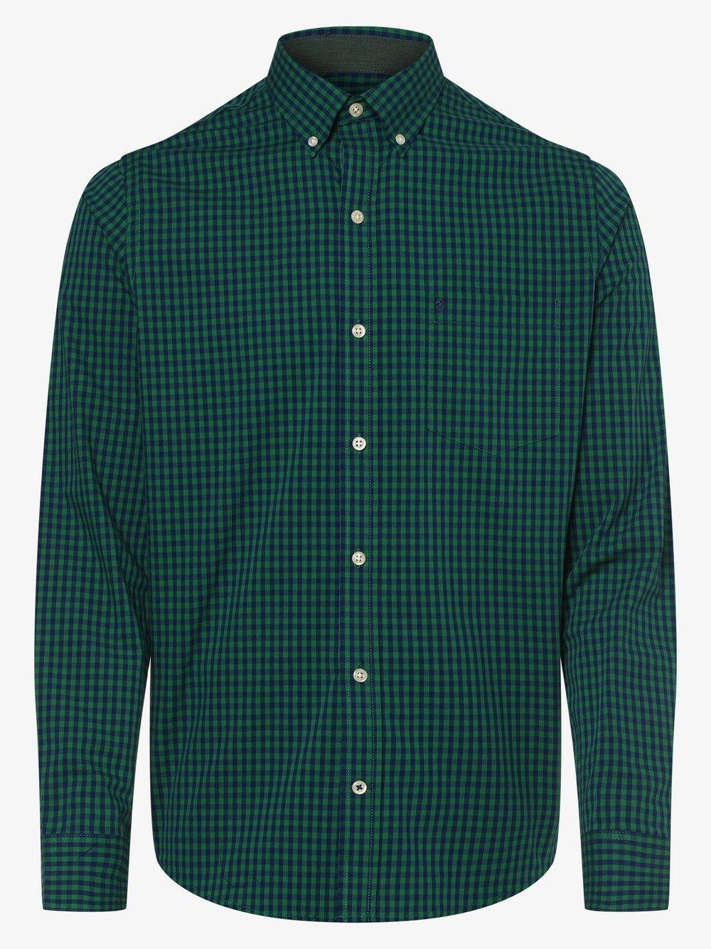IZOD - Koszula męska, zielony