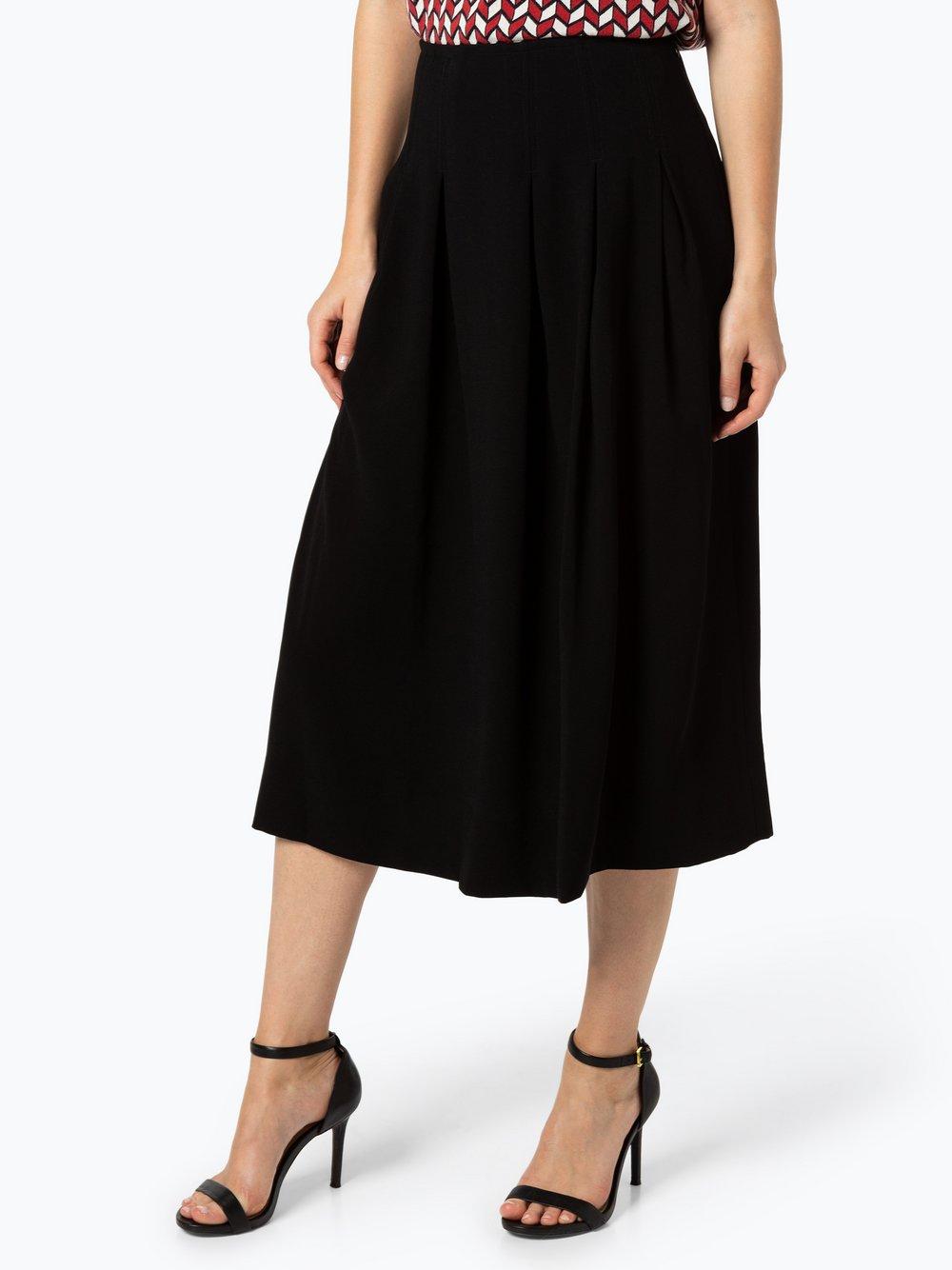 STEFFEN SCHRAUT - Spódnica damska, czarny