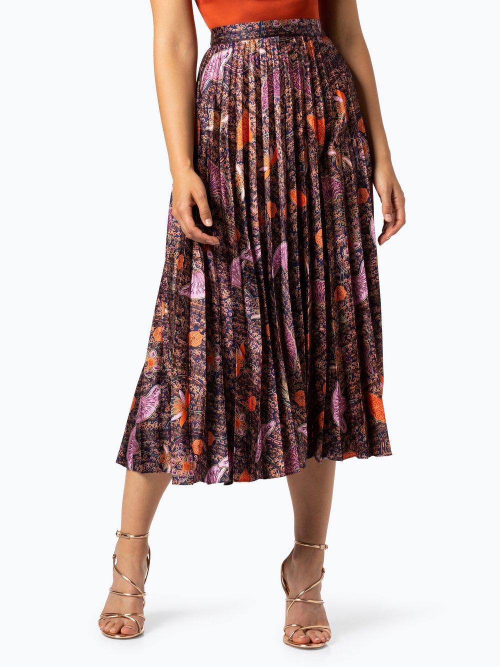 IPURI – Spódnica damska, lila Van Graaf 442774-0001-00340