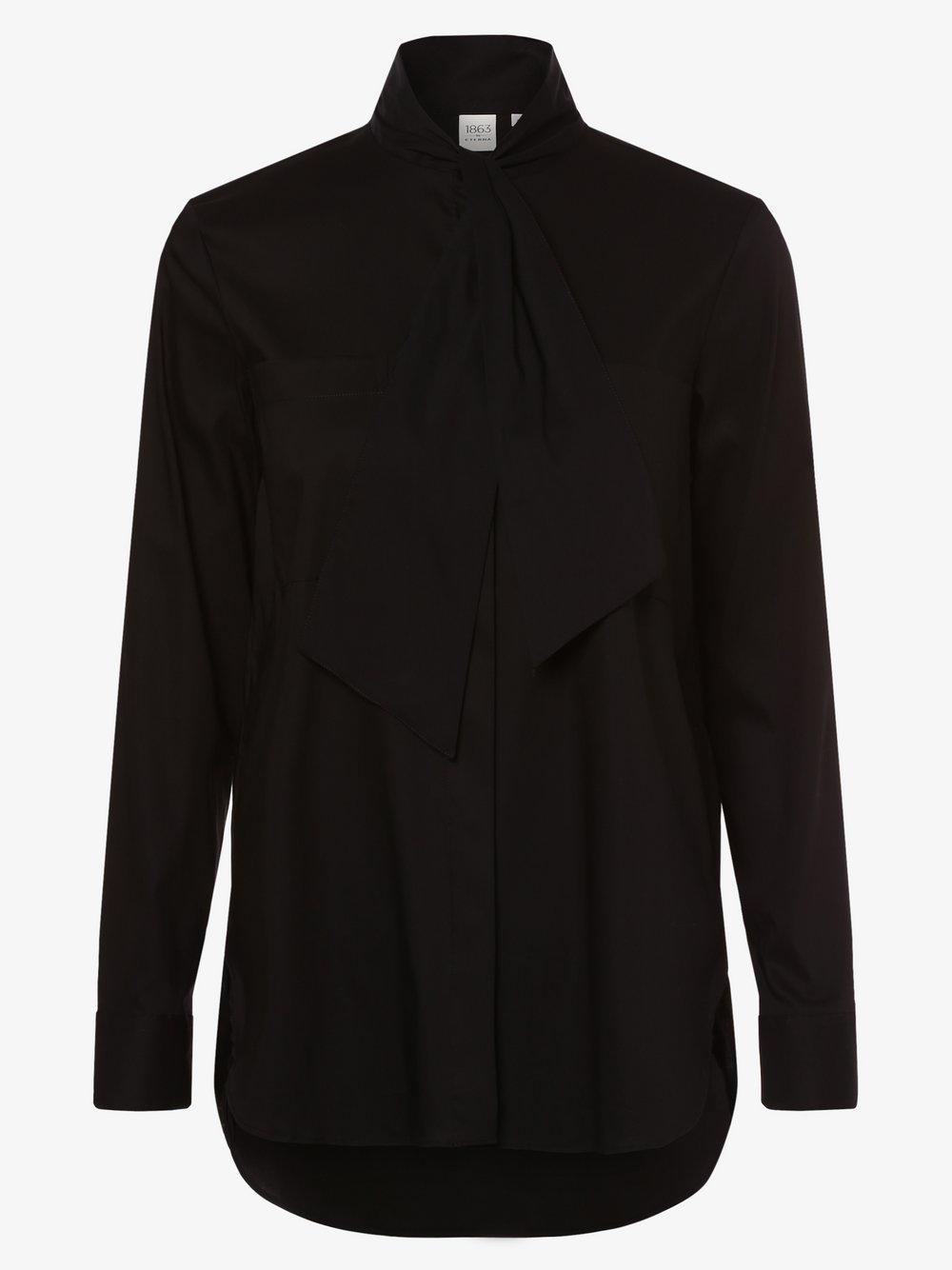 Eterna Premium – Bluzka damska – łatwa w prasowaniu, czarny Van Graaf 442791-0001-00360