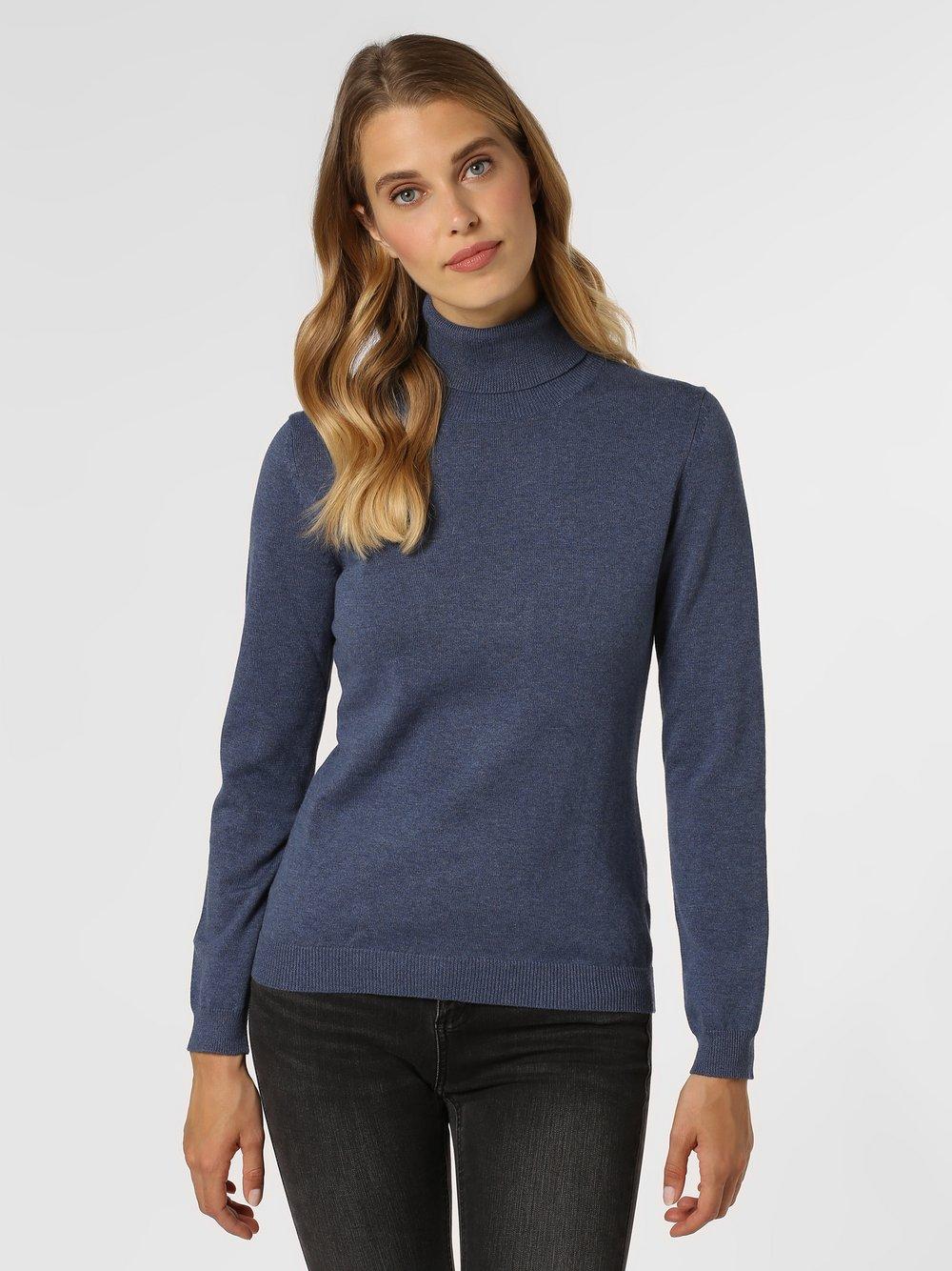 brookshire - Sweter damski, niebieski