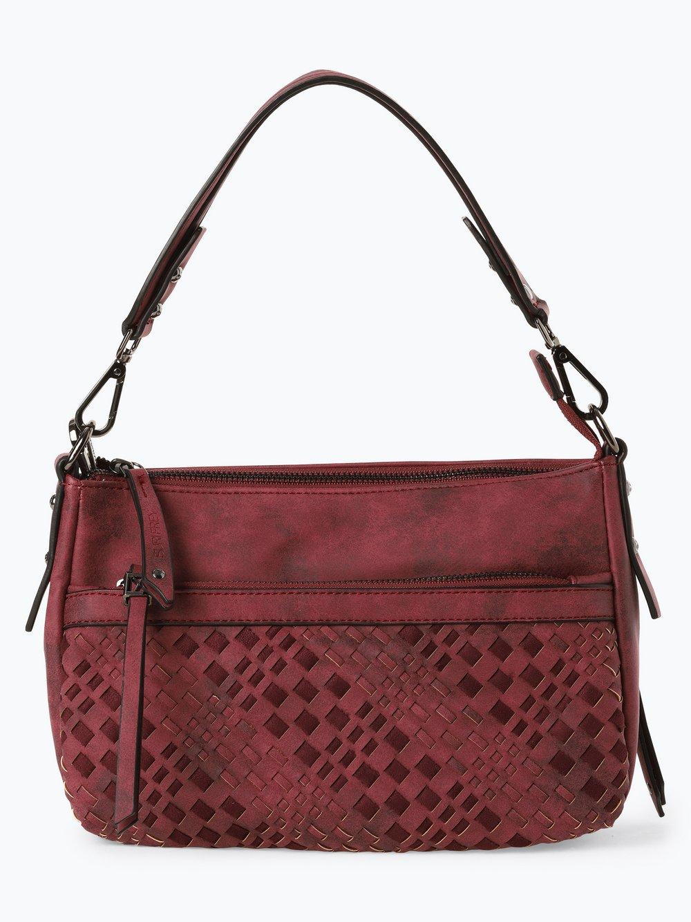 Suri Frey - Damska torebka na ramię – Silvy, czerwony