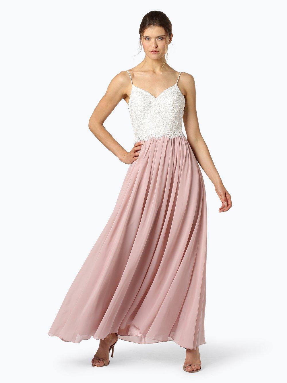 Laona – Damska sukienka wieczorowa, różowy Van Graaf 443709-0001