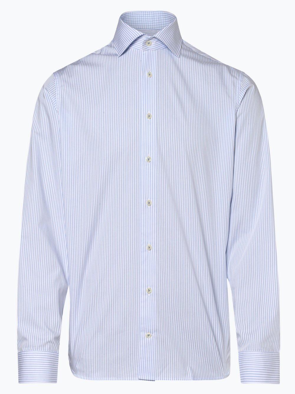 Van Laack – Koszula męska, biały Van Graaf 444141-0001-00390