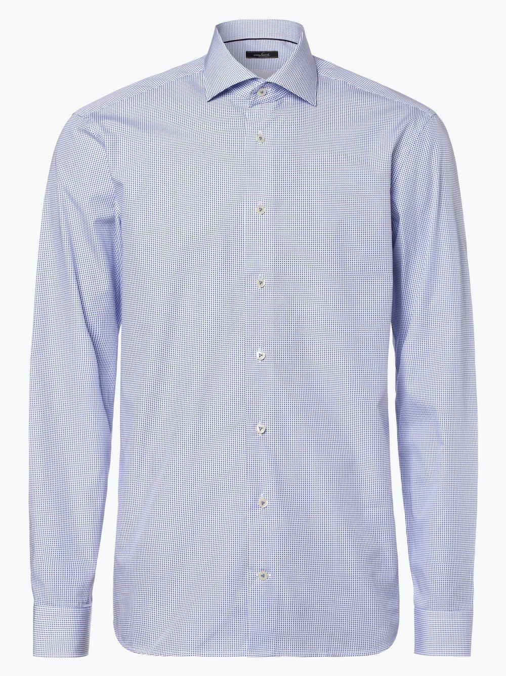 Van Laack – Koszula męska, biały Van Graaf 444142-0001-00400