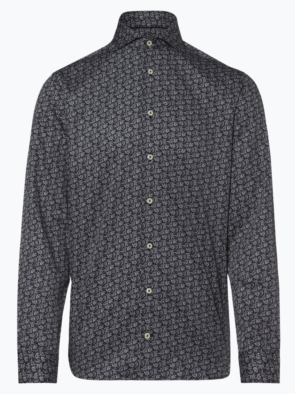 Van Laack – Koszula męska, niebieski Van Graaf 444146-0001-00450