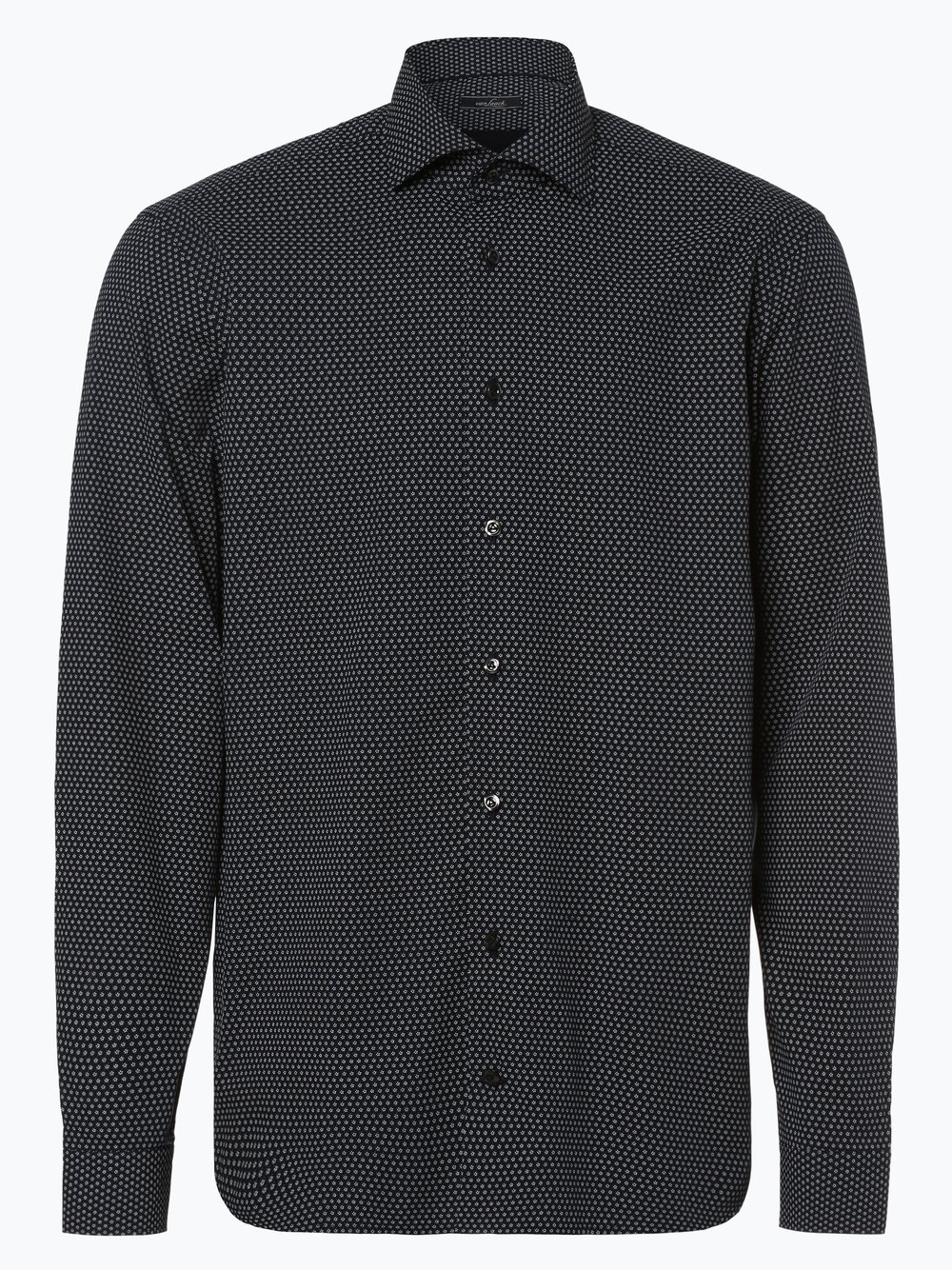 Van Laack – Koszula męska, niebieski Van Graaf 444148-0001-00450