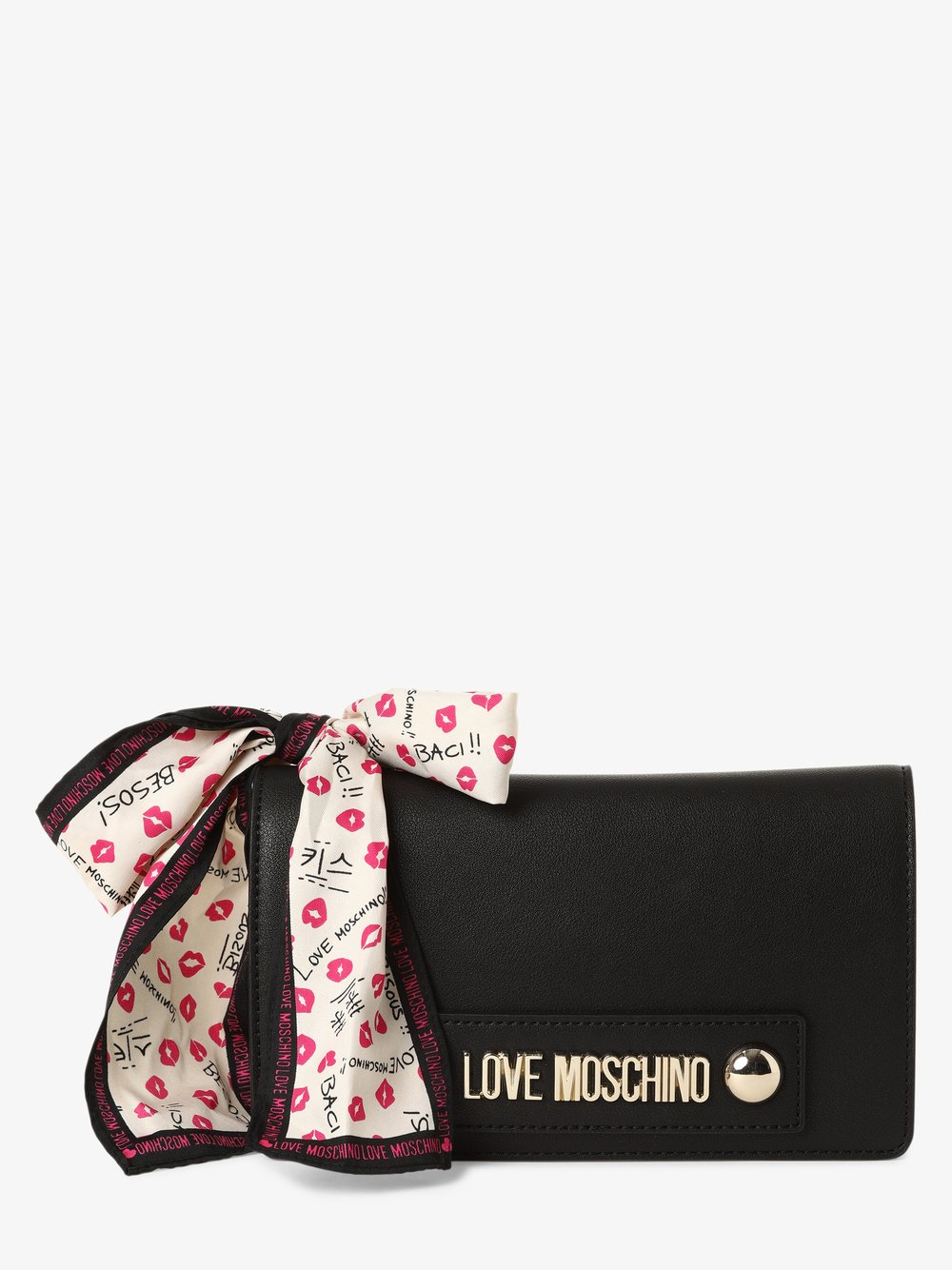Love Moschino - Torebka damska, czarny Love Moschino