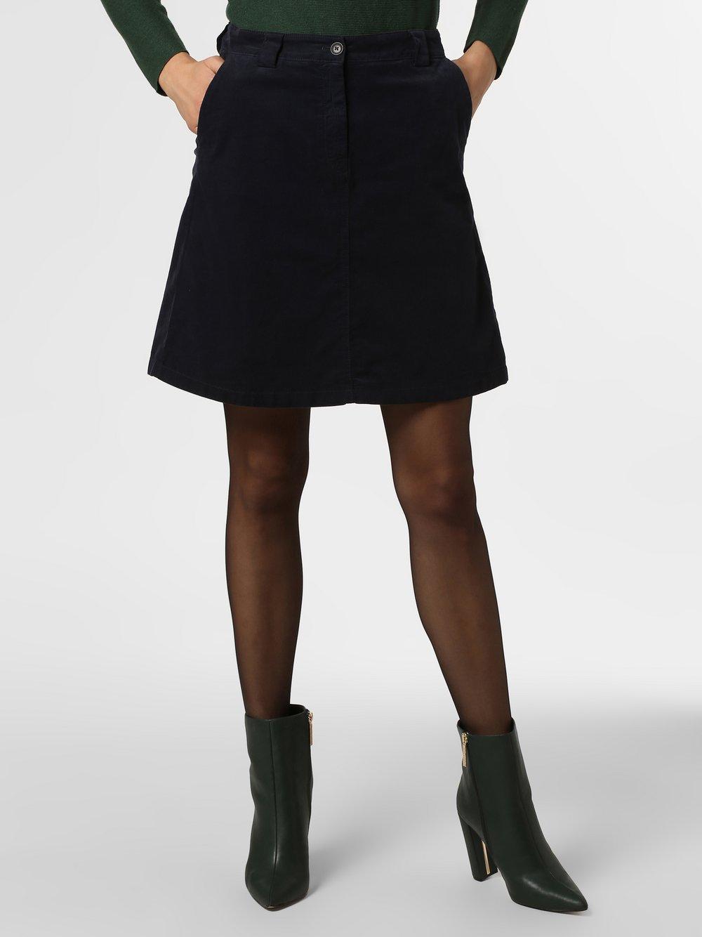 Marc O'Polo - Spódnica damska, niebieski