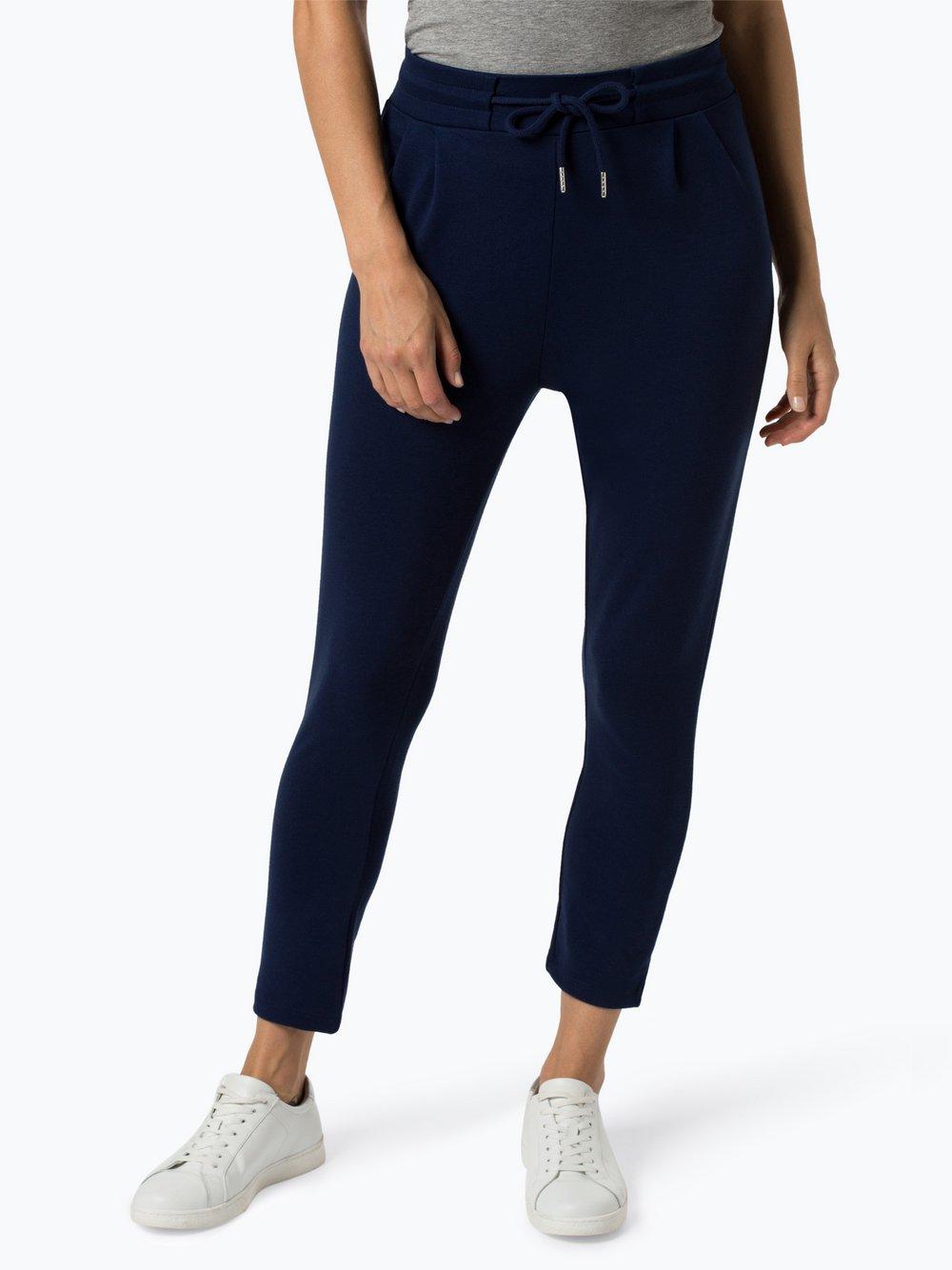NA-KD - Damskie spodnie dresowe, niebieski