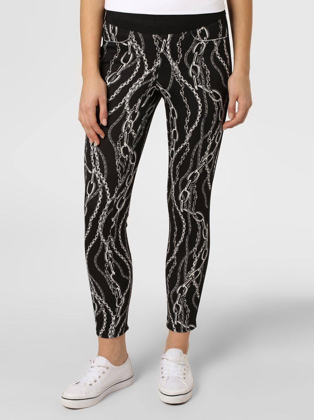 Cambio - Spodnie damskie – Lilbeth, czarny