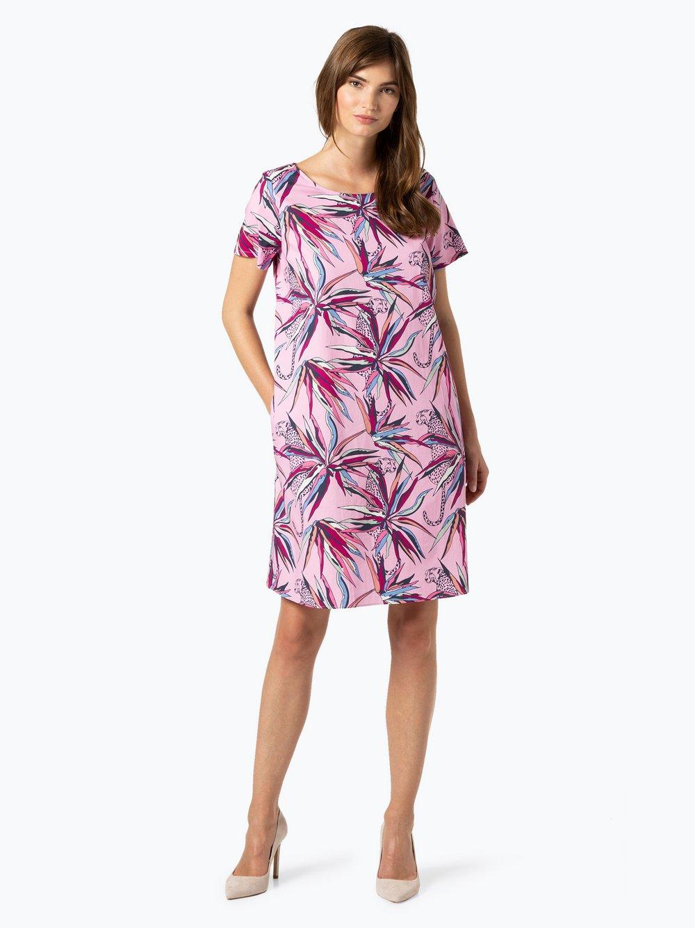 Lieblingsstück – Sukienka damska, różowy Van Graaf 445981-0001-00380