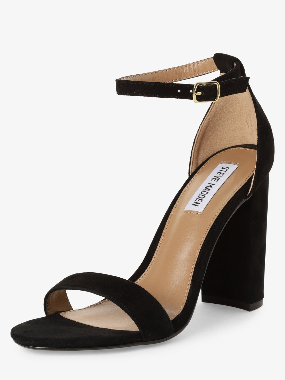Steve Madden - Damskie sandały – Carrson, czarny