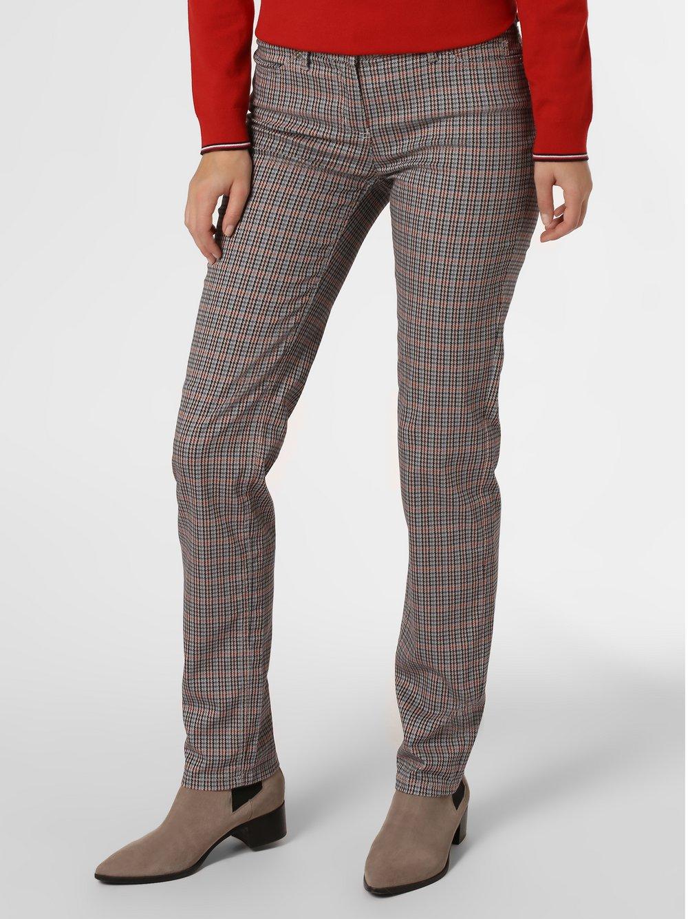 TONI – Spodnie damskie, szary Van Graaf 446327-0001-00360