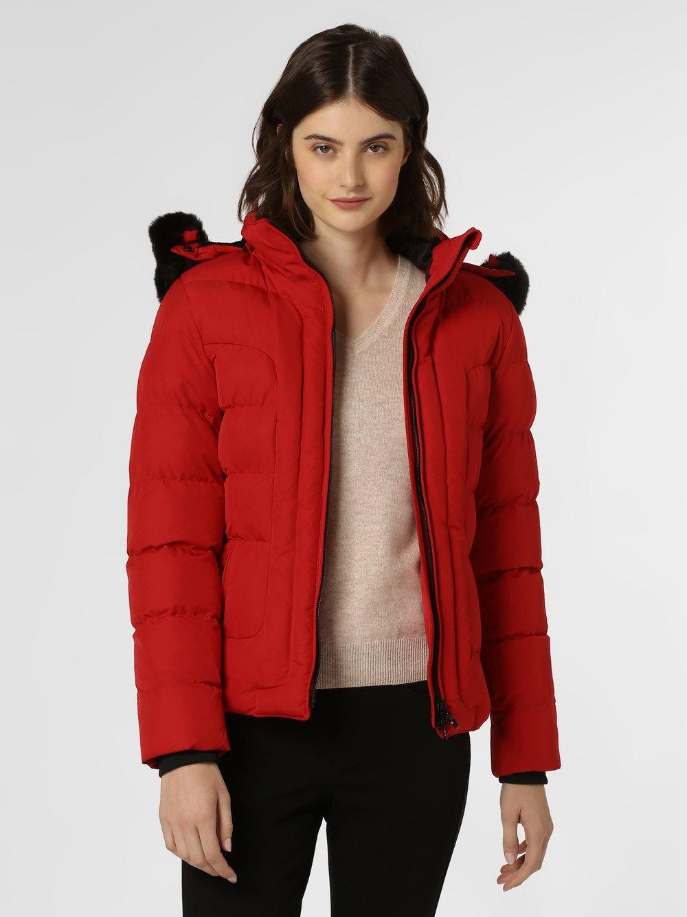 Wellensteyn - Damska kurtka funkcyjna – Belvedere, czerwony