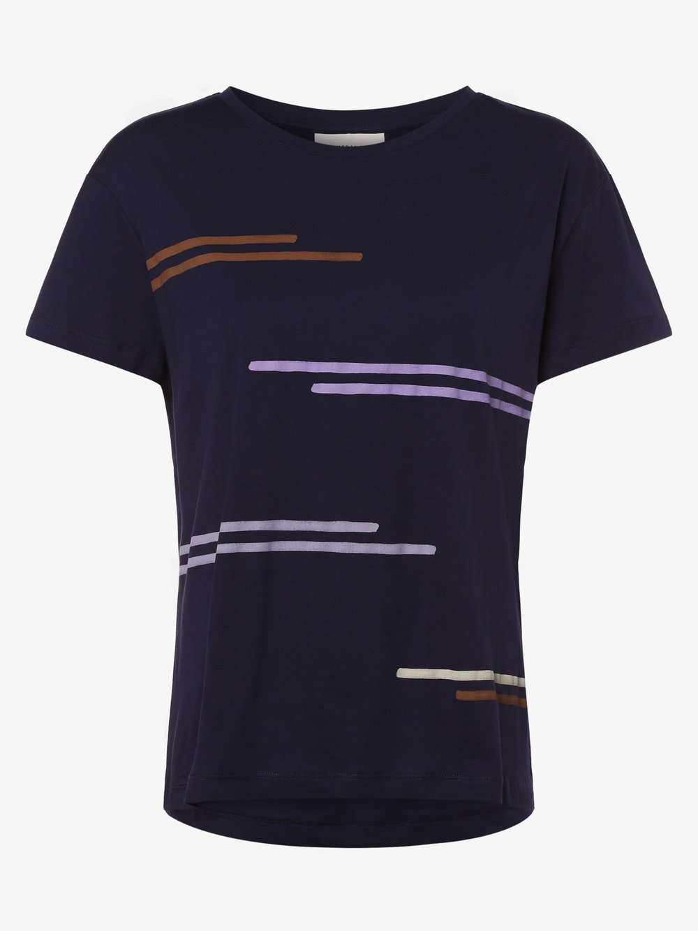 ARMEDANGELS - T-shirt damski, niebieski