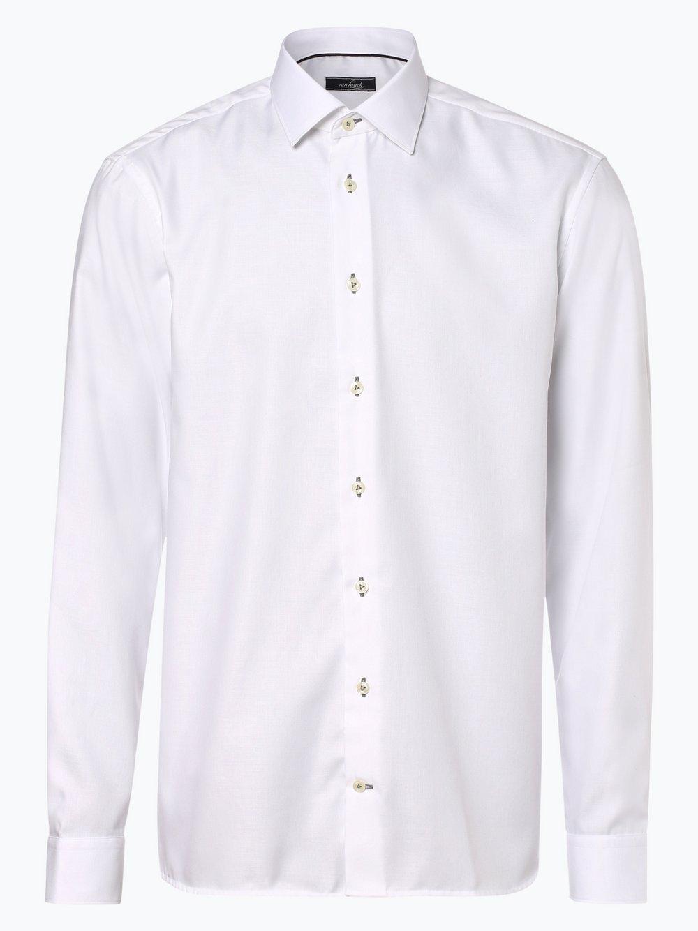 Van Laack – Koszula męska, biały Van Graaf 447010-0001-00400