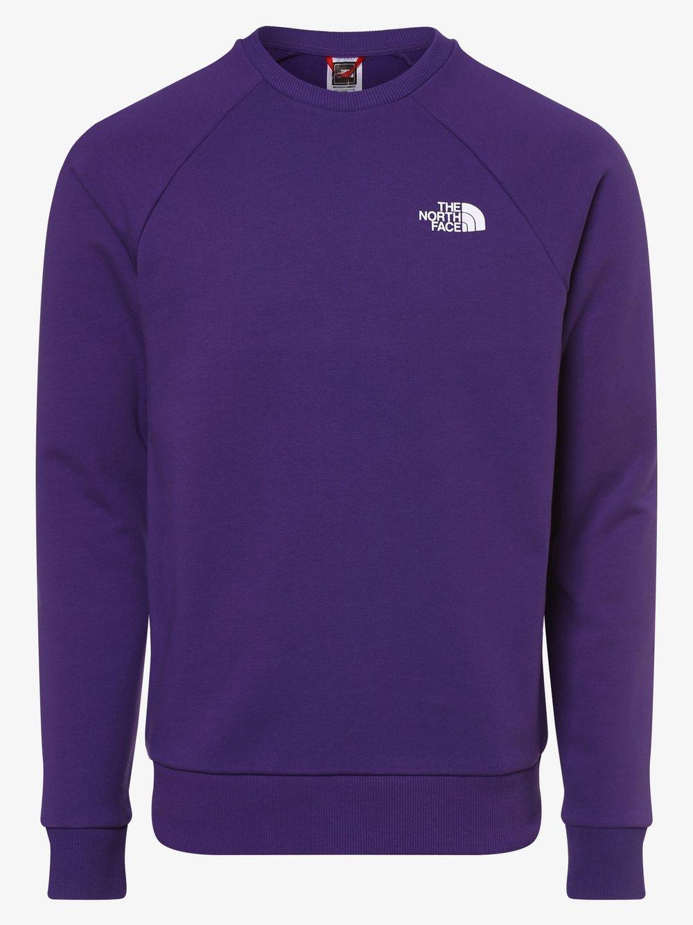 The North Face - Męska bluza nierozpinana, lila