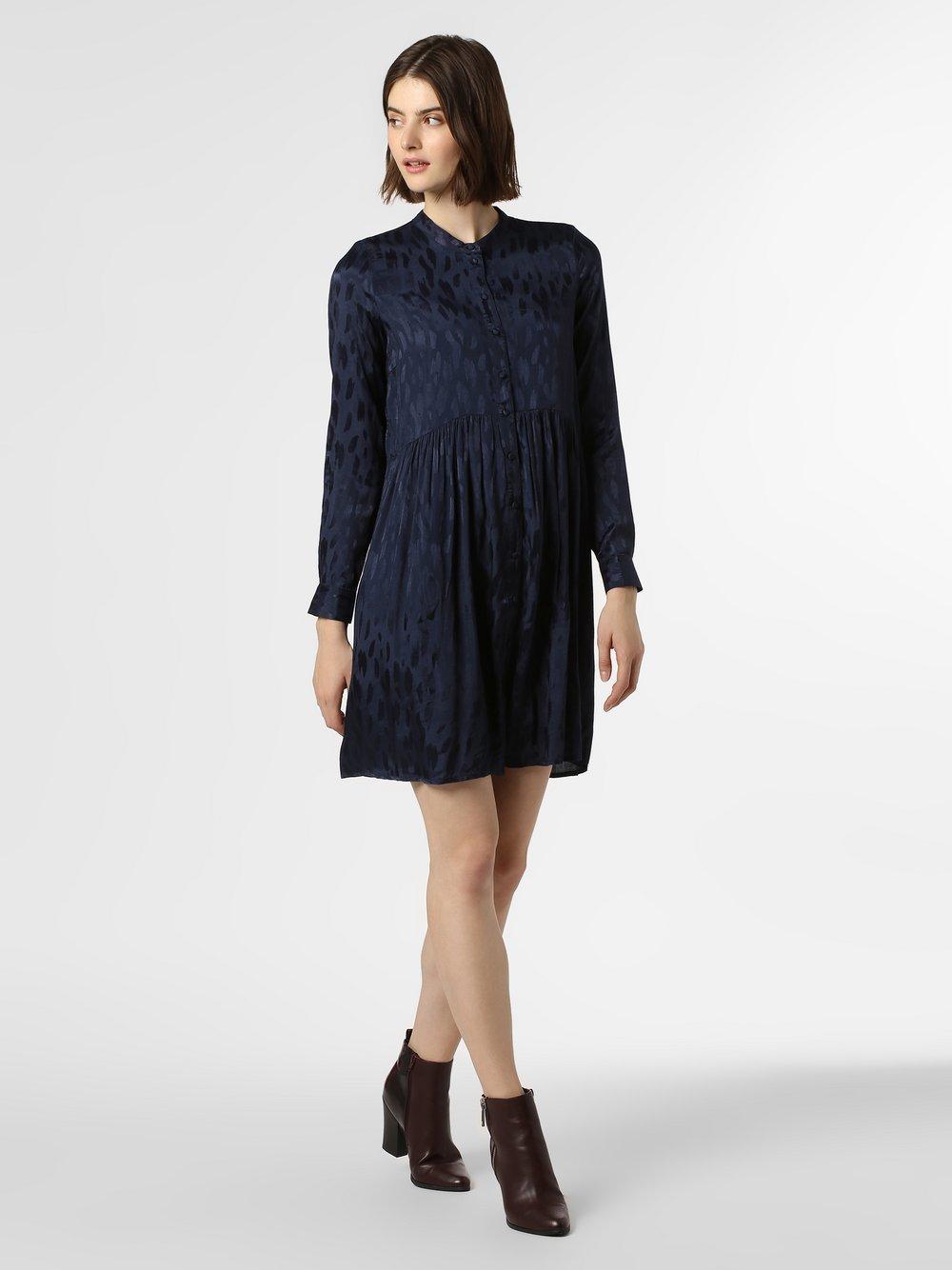 Y.A.S – Sukienka damska – Yasmerta, niebieski Van Graaf 447423-0001
