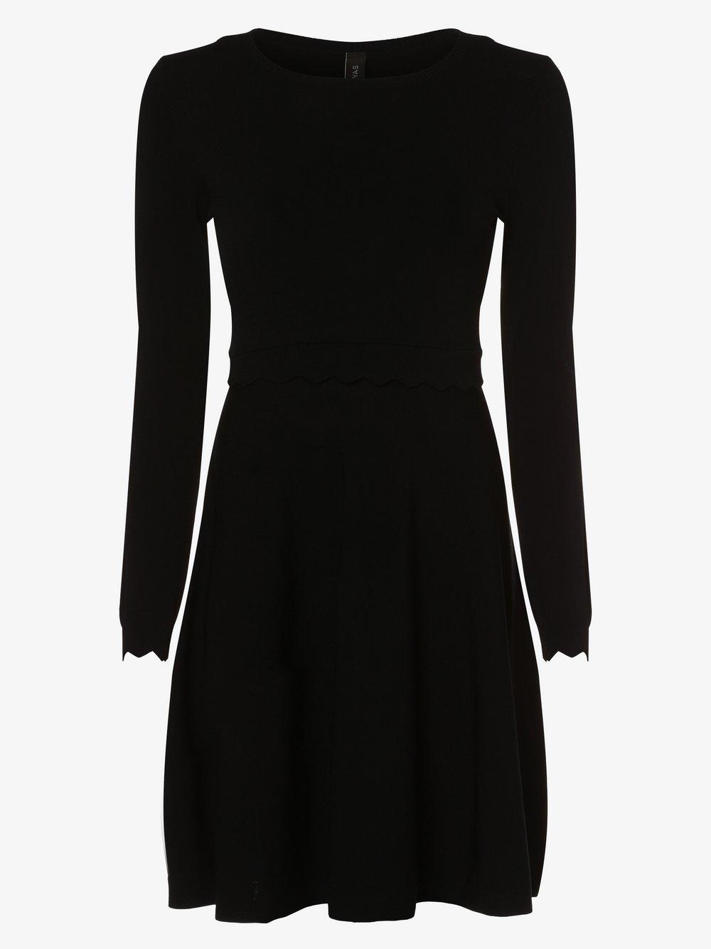 Y.A.S – Sukienka damska – Yasbecca, czarny Van Graaf 447425-0001