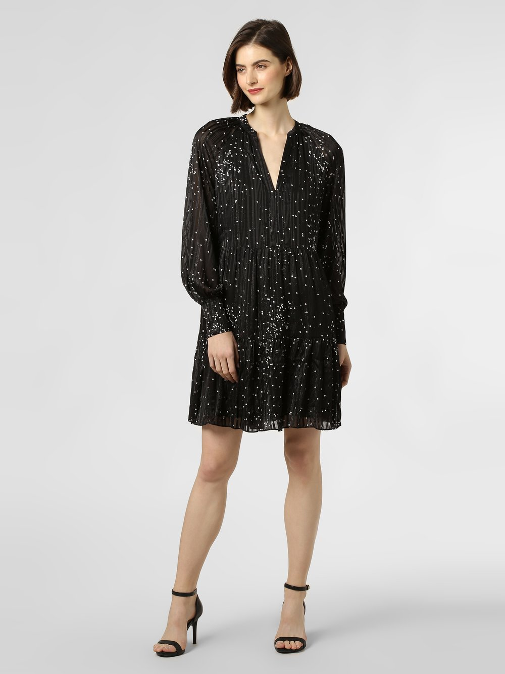 Y.A.S – Sukienka damska – Yasgreta, czarny Van Graaf 447427-0001