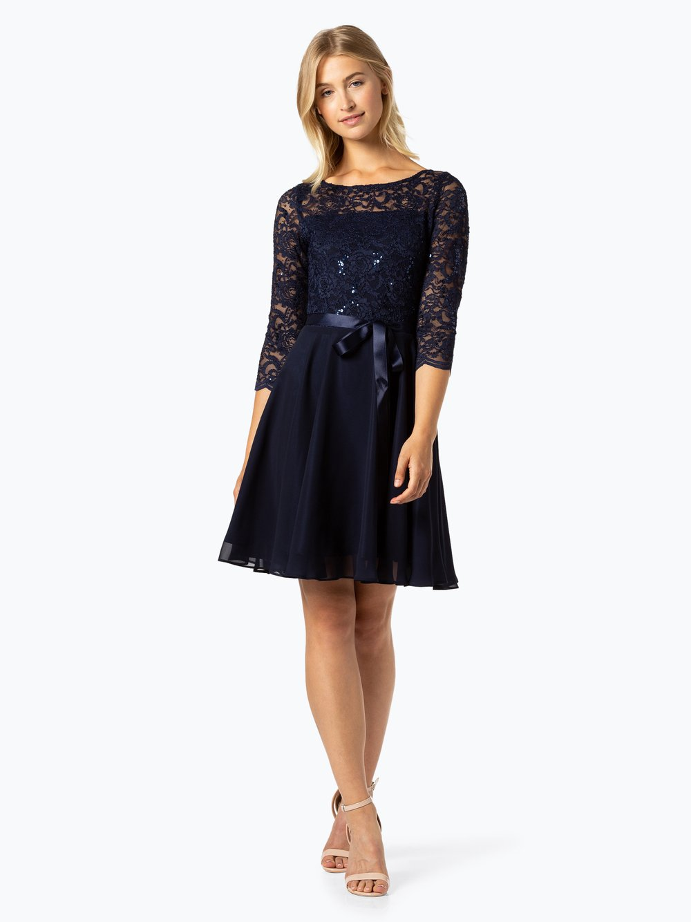 Swing - Sukienka damska, niebieski