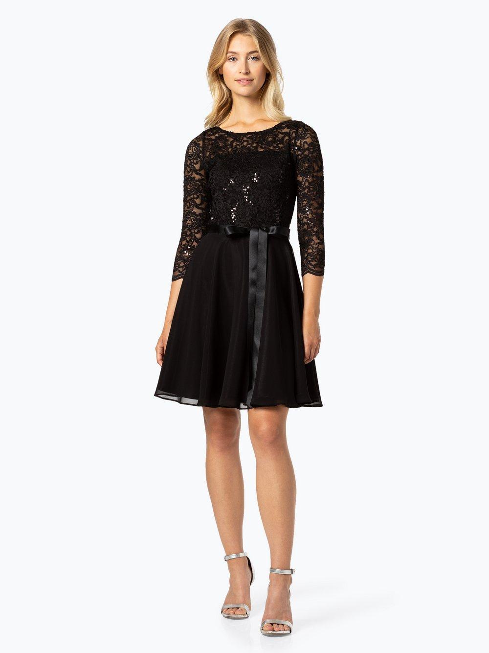 Swing - Sukienka damska, czarny