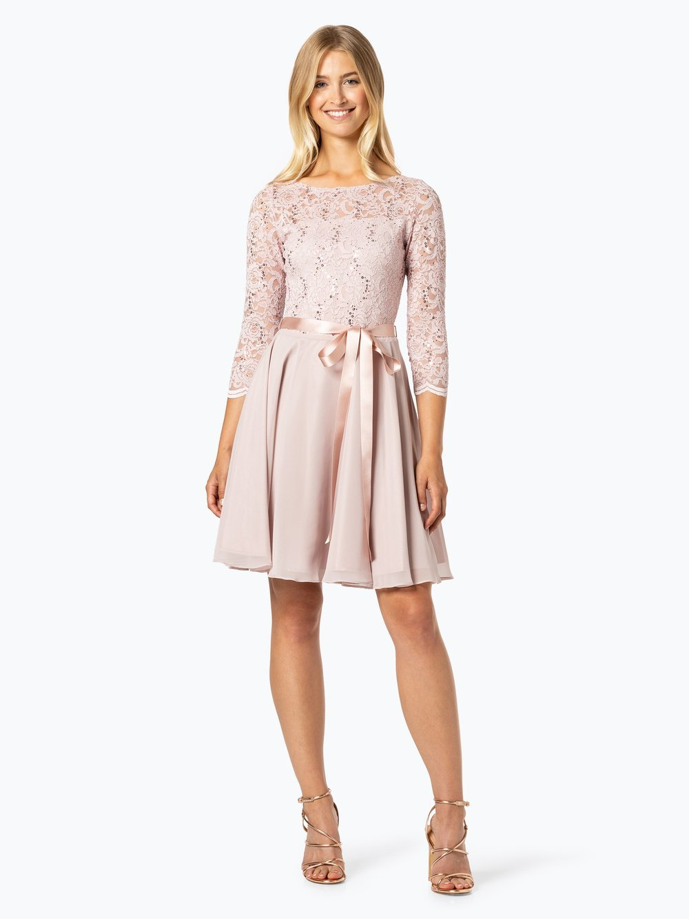 Swing - Sukienka damska, różowy
