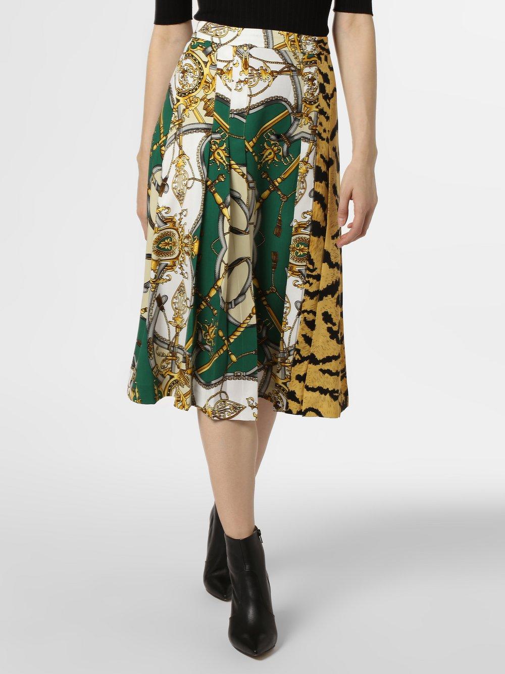 Essentiel Antwerp – Spódnica damska, zielony Van Graaf 447872-0001