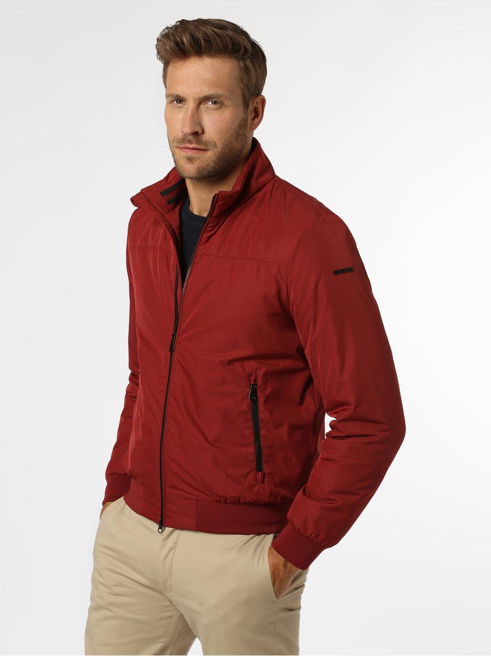 GEOX - Męska kurtka funkcyjna, czerwony