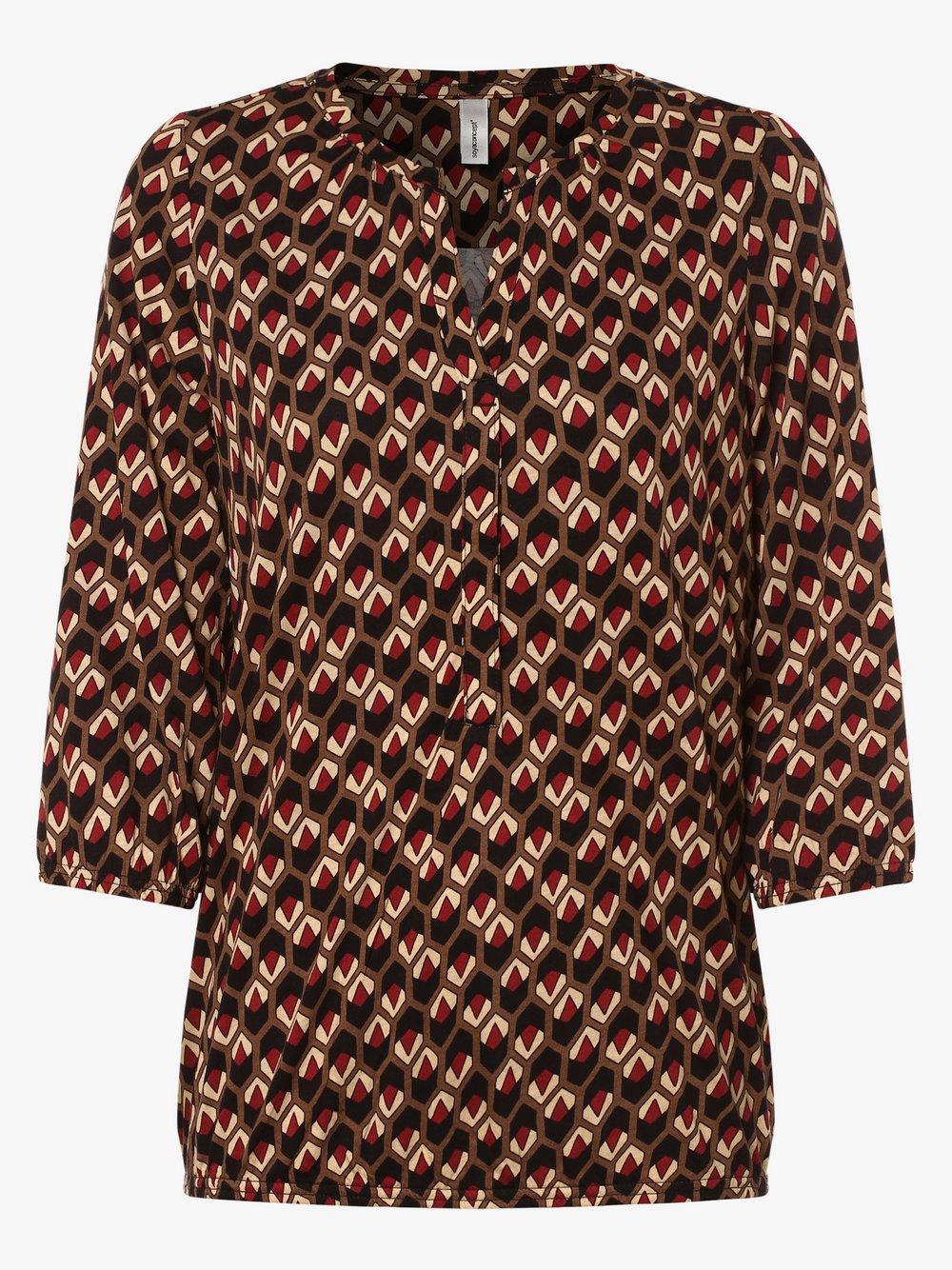 soyaconcept® – Koszulka damska – Felicity, czarny Van Graaf 448256-0001-09920
