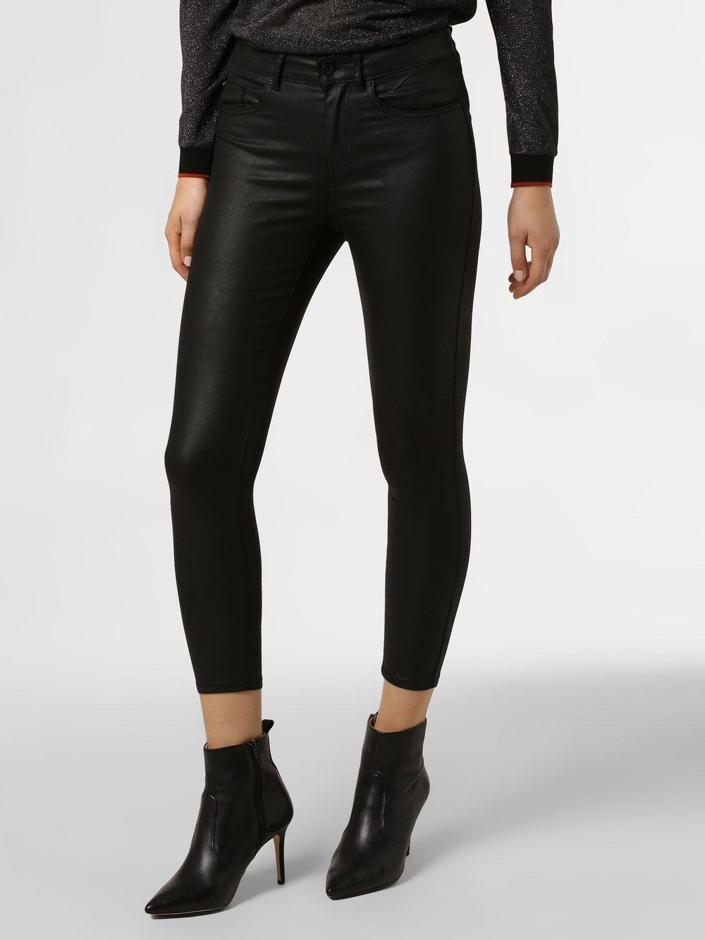 ONLY - Spodnie damskie – Onlhush, czarny