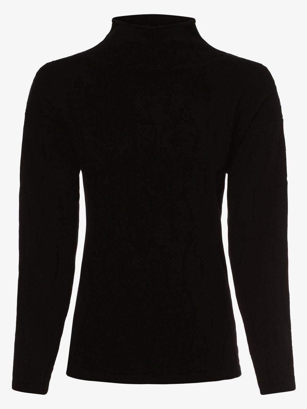 März – Sweter damski, czarny Van Graaf 448720-0003-00360