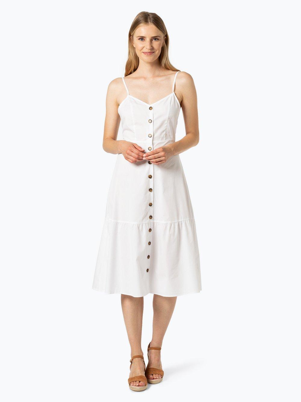 NA-KD – Sukienka damska, biały Van Graaf 448769-0001-09940