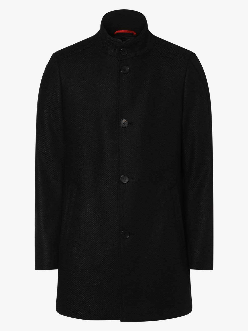 Cinque - Płaszcz męski – Cioxford, niebieski