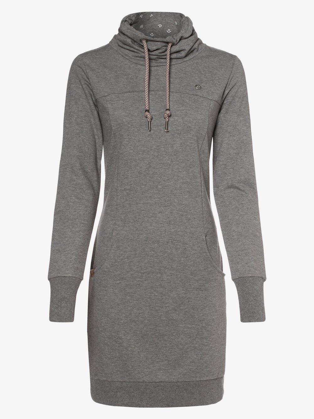 Ragwear - Sukienka damska – Dita, szary Ragwear