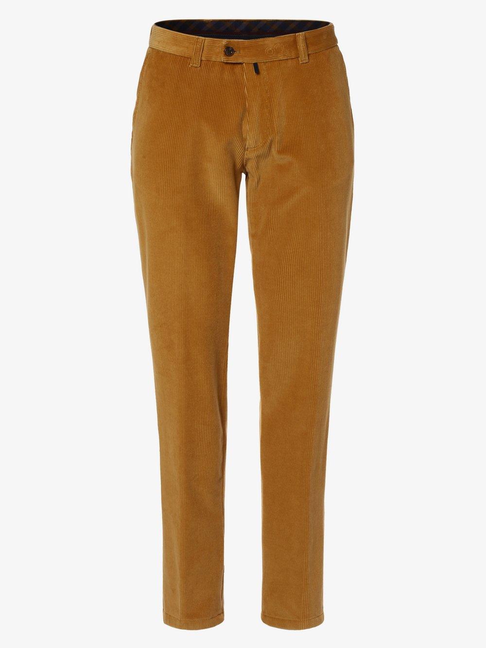Eurex – Spodnie męskie, żółty Van Graaf 449133-0003