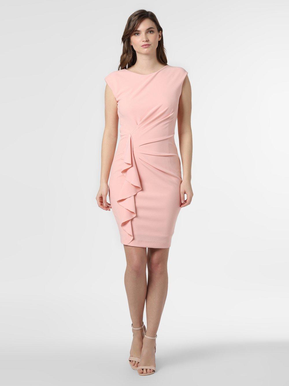 Paradi – Sukienka damska, różowy Van Graaf 449234-0003-00440