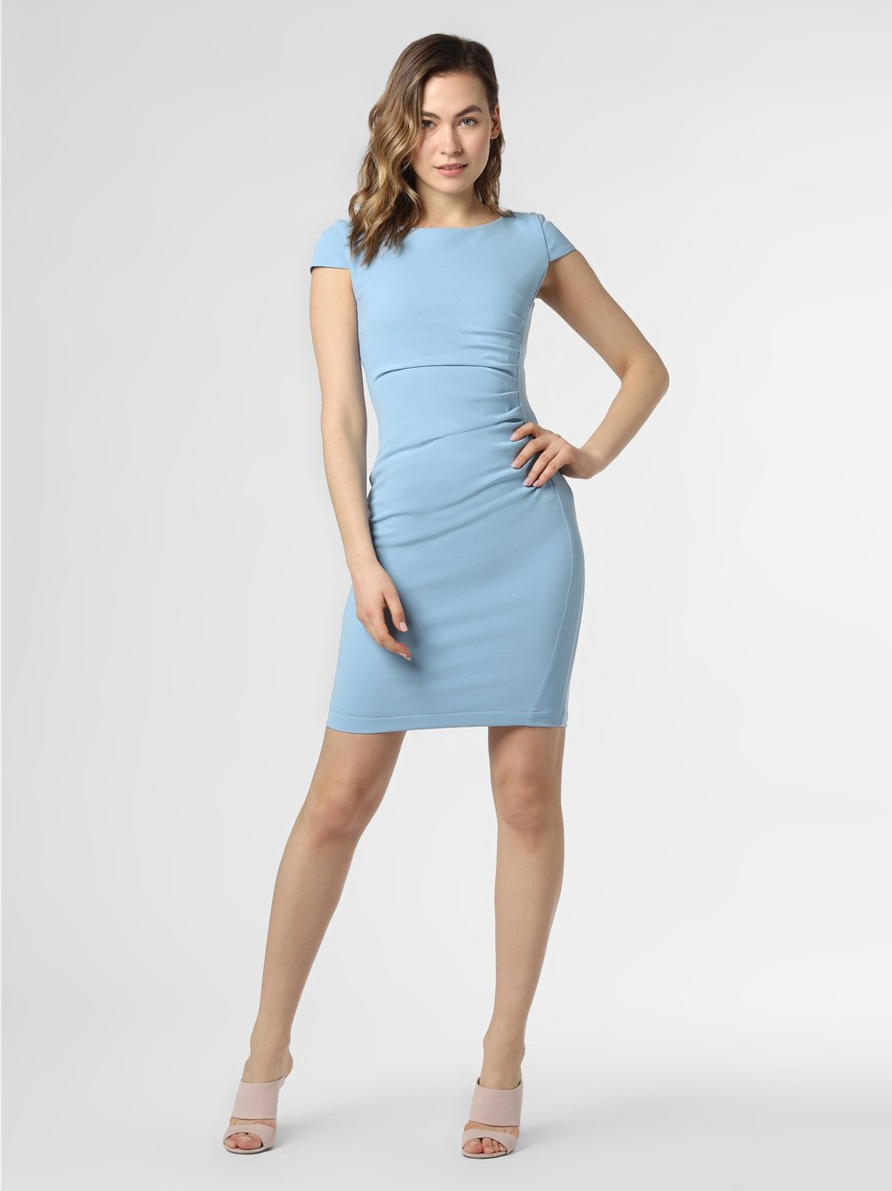 Paradi - Sukienka damska, niebieski