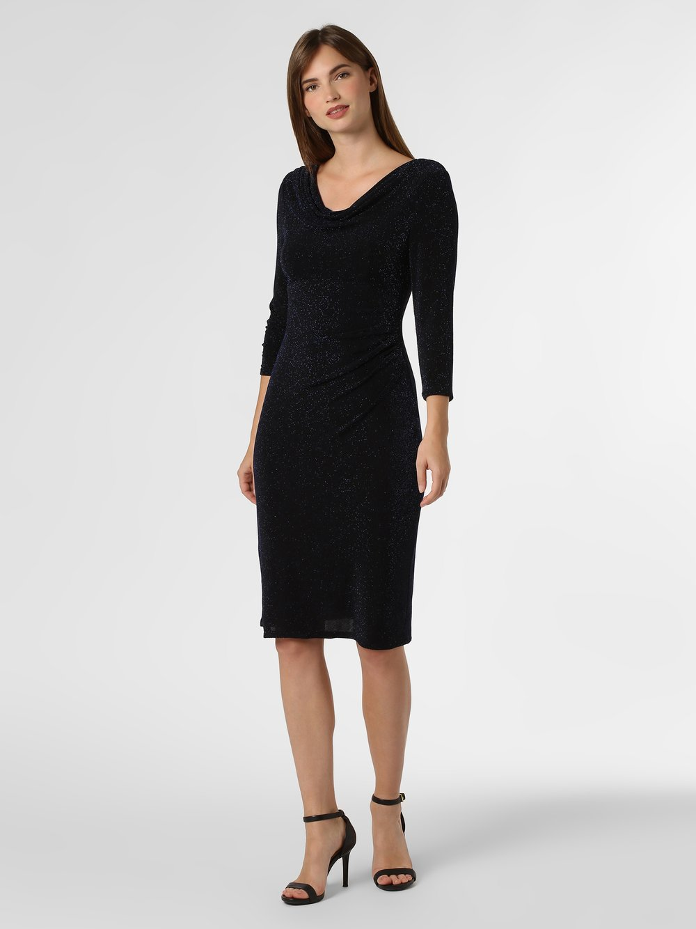 Ambiance – Damska sukienka wieczorowa, niebieski Van Graaf 449991-0002